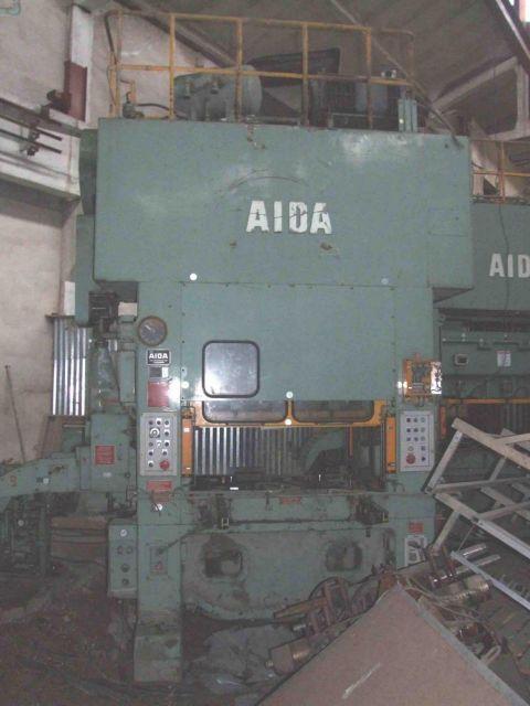 Punching Machine AIDA PDA-8H 1984