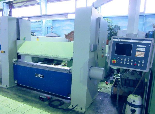 Schwenkbiegemaschine CNC HERA SH  4 / 2000 x 6 1994