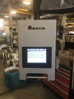 CNC Hydraulic Press Brake AMADA HFE M2 1704 2012-Photo 3