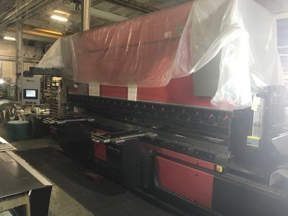 CNC Hydraulic Press Brake AMADA HFE M2 1704 2012
