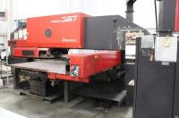 Turret Punching Machine with Laser AMADA PEGA 367 1990-Photo 2