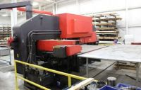Turret Punching Machine with Laser AMADA PEGA 367 1990-Photo 4