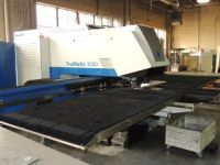 Turret Punching Machine with Laser TRUMPF TRUMATIC TC3000L 2007-Photo 4