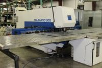 Turret Punching Machine with Laser TRUMPF TC500R-1600