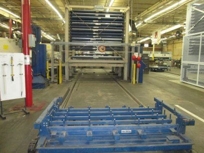 Punching Machine TRUMPF STOPA 32 SHELF 2002