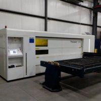 2D Laser TRUMPF 1030 FIBER 2012-Photo 2