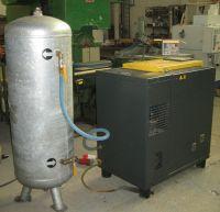 Schraubenkompressor KAESER SM 9T 2006-Bild 2