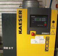 Sprężarka śrubowa KAESER SM 9T 2006-Zdjęcie 3