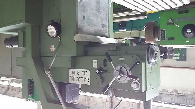 Universal Milling Machine RAMBAUDI RU 800 1986