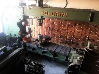 Profiliermaschine für Blech BOLDRINI RIBO 13 HY SF