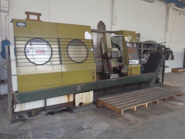 Tischdrehmaschine MAS SPT 32 NC 1986