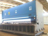 Hydraulic Guillotine Shear OMAG GHB 6020