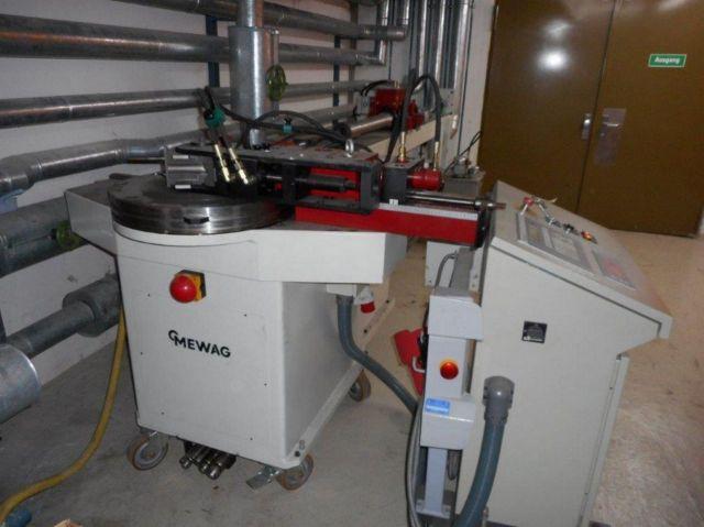 Rohrbiegemaschine dornlos MEWAG RB 60 A 2003