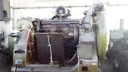 Gear Shaping Machine SYKES 5EE 1956