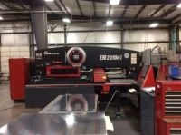 Turret Punch Press AMADA EM 2510NT