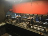 CNC Hydraulic Press Brake AMADA HFB1253 1993-Photo 3