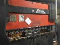 Prensa plegadora hidráulica CNC AMADA HFB1253