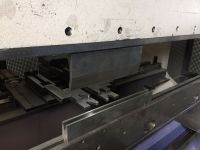CNC Hydraulic Press Brake BYSTRONIC Beyeler PR 150 IPC 2005-Photo 4