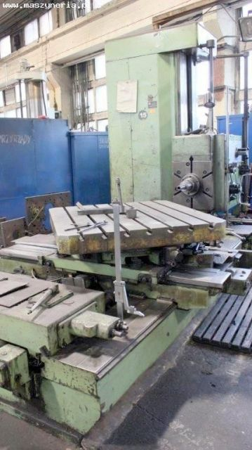 Horizontal Boring Machine Stanko 2622 B 1977