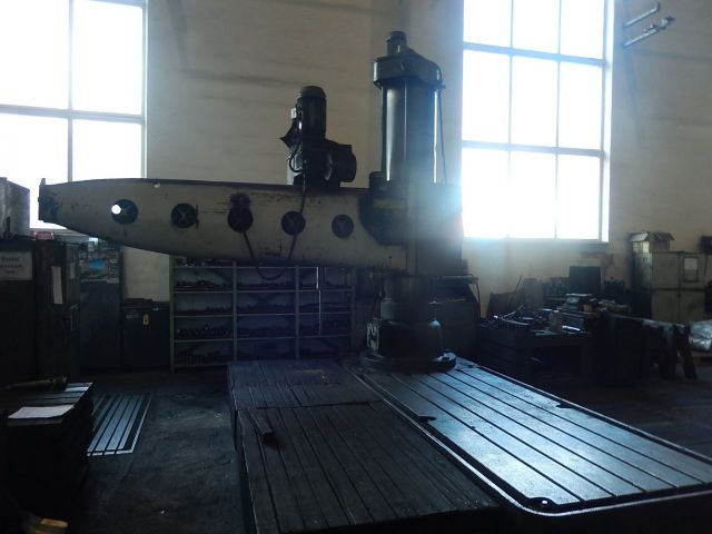 Radialbohrmaschine CSEPEL RFH100-3000 1973