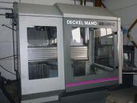 CNC verticaal bewerkingscentrum MAHO 600 C