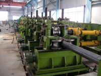 Metall profilering linjen HUAYE ERW MILL
