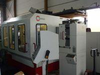 CNC κάθετο κέντρο κατεργασίας HERMLE UWF 1200