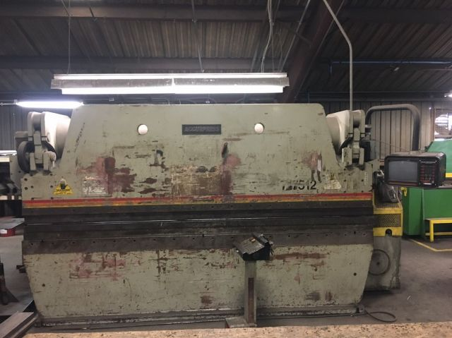 Hydraulic Press Brake ACCURPRESS 717512 1997