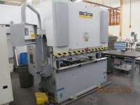 Hydraulic Press Brake ADIRA QHD-5020 2000-Photo 2