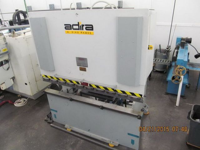 Hydraulic Press Brake ADIRA QHD-5020 2000