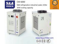 CNC Portal Milling Machine Teyu CW-6000