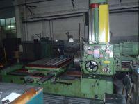 Máquina de perfuração horizontal DEFUM CWCa-80