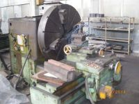 Facing Lathe WMW ZERBST DP 1250