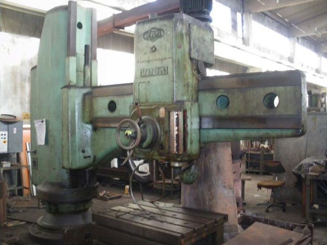 Radial Drilling Machine MAS VR 6 A 1985