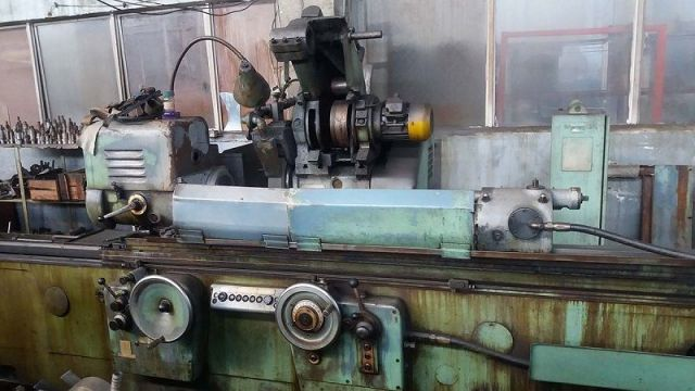 Universal Grinding Machine TITAN - FORTUNA license RU 350 1984