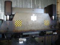Prensa plegadora hidráulica GEFI GEB 100/3000