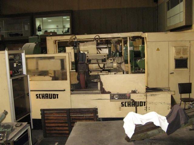 Цилиндрични мелница SCHAUDT PF 5 L 1500 1985