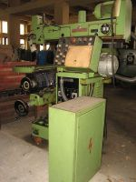 Toolroom Milling Machine MIKRON WF3 S