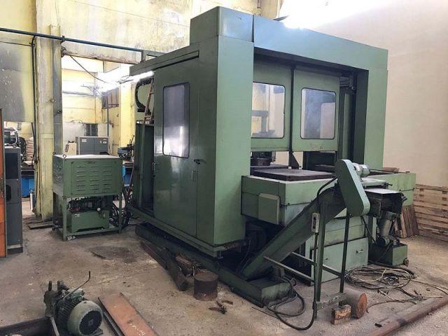 CNC хоризонтален обработващ център MAZAK H-22 1986