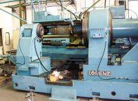 Wälzfräsmaschine LORENZ LP 2500 Double Helical machine