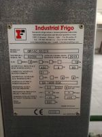Plastics Injection Molding Machine INDUSTRIAL FRIGO GR1AC