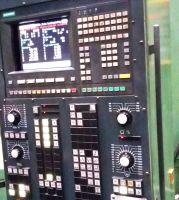 Horizontalbohrwerk Alesatrice 130 CNC Doppio Pallet 130 cnc 1995-Bild 4