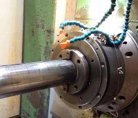 Horizontal Boring Machine Alesatrice 130 CNC Doppio Pallet 130 cnc
