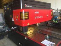 Laserschneide 2D AMADA 1212NT