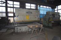 Presse plieuse hydraulique STROJARNE PIESOK CTO 160