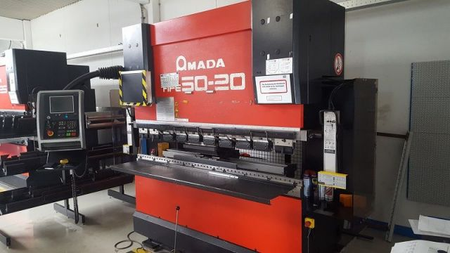 CNC Folding Machine AMADA HFE 5020 2005