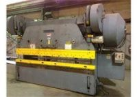 Mechanické ohraňovacie lis CINCINNATI 225 ton SERIES 9 (OWNER/SELLER)