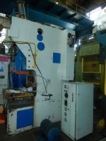 C Frame Hydraulic Press ZTS LEK 160 1983-Photo 3