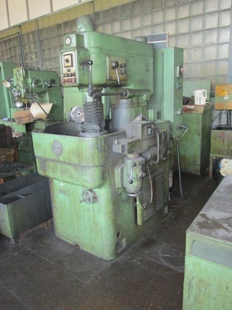 Profiliermaschine für Blech HAHN  KOLB ZL 800 1975