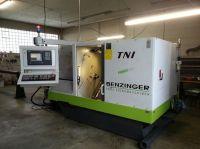 CNC Dreh-Fräszentrum BENZINGER TNI-B2-P